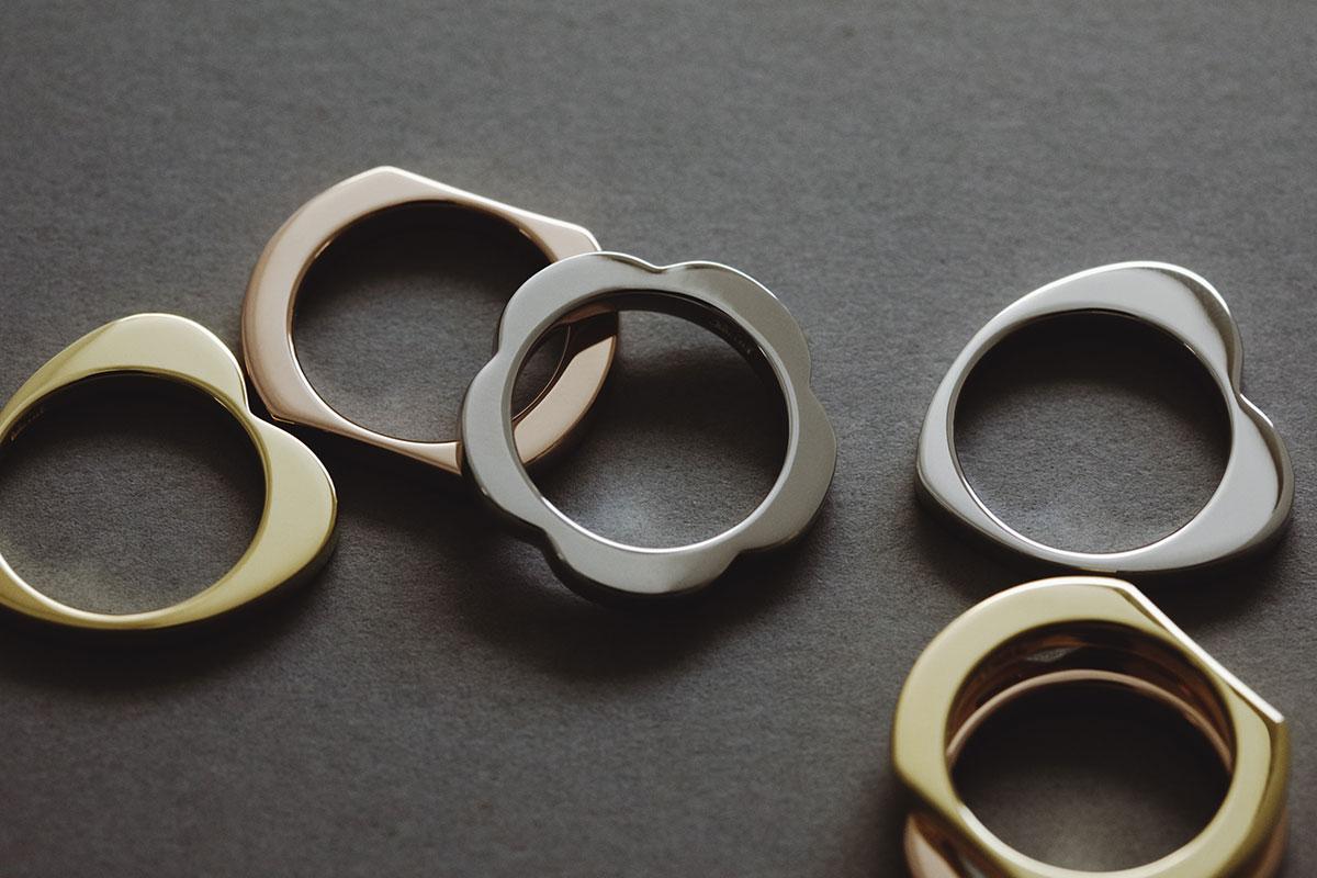 日本が誇る美しさを形にしたリング | Todos