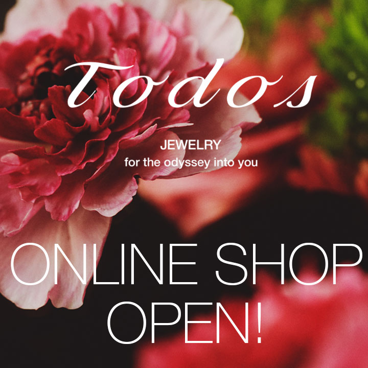 Todos_オンラインショップオープン